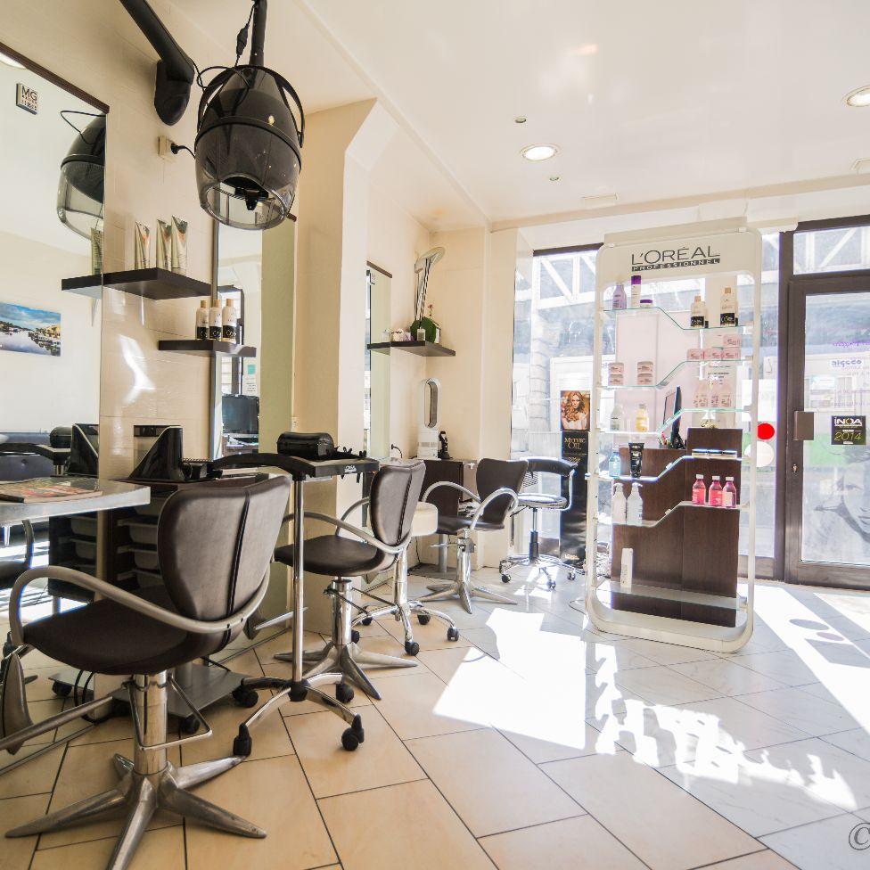Sylvie coiffure paris 13 coiffures la mode de la for Salon de coiffure paris 13
