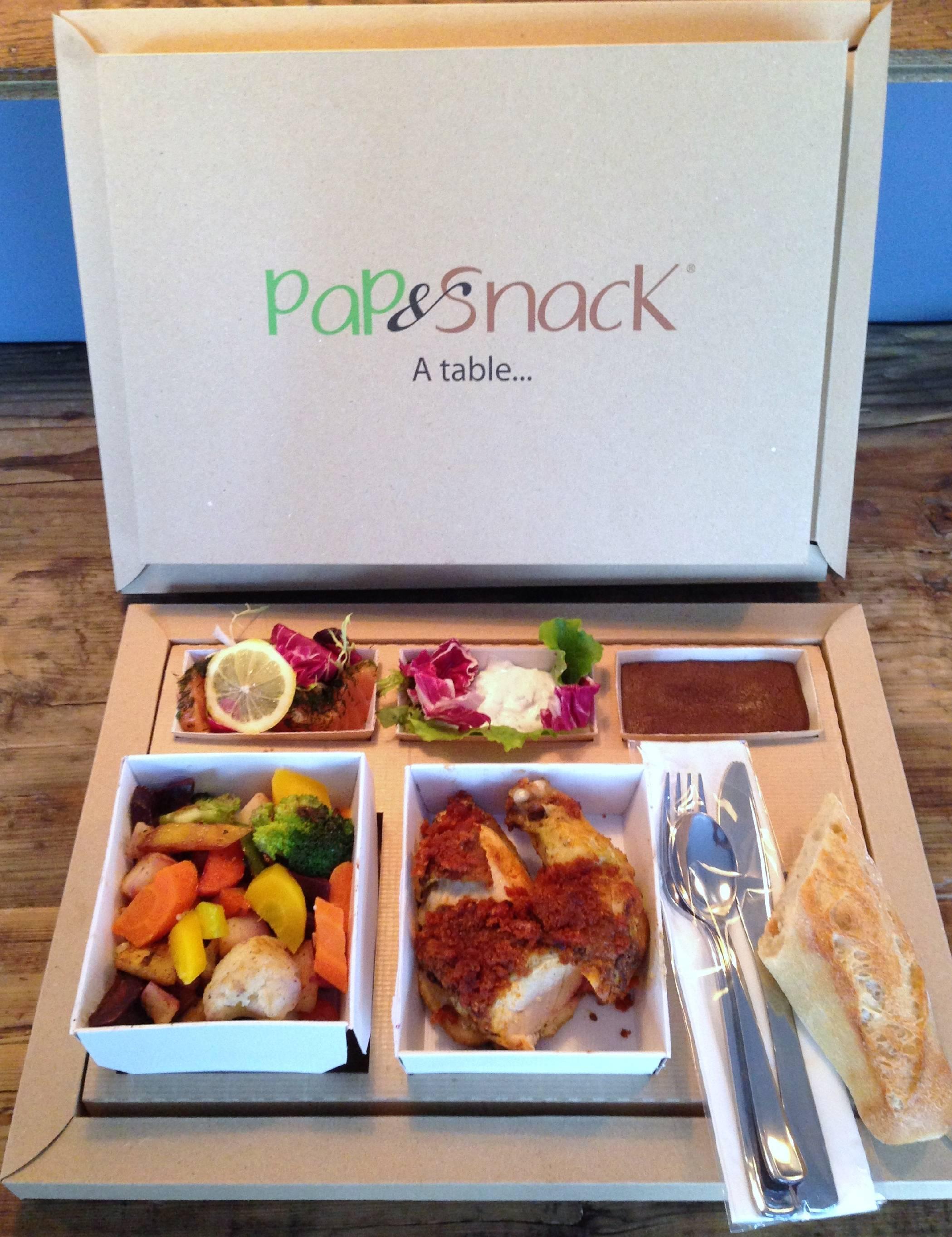 Service de Lunch Box