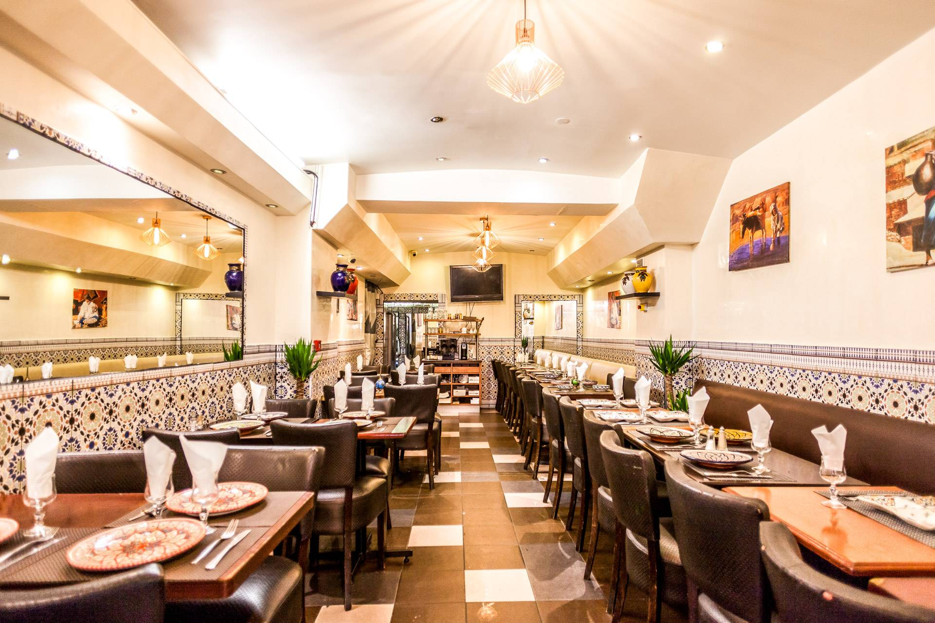 La Médina I Restaurant Traiteur Marocain Paris 14 75014
