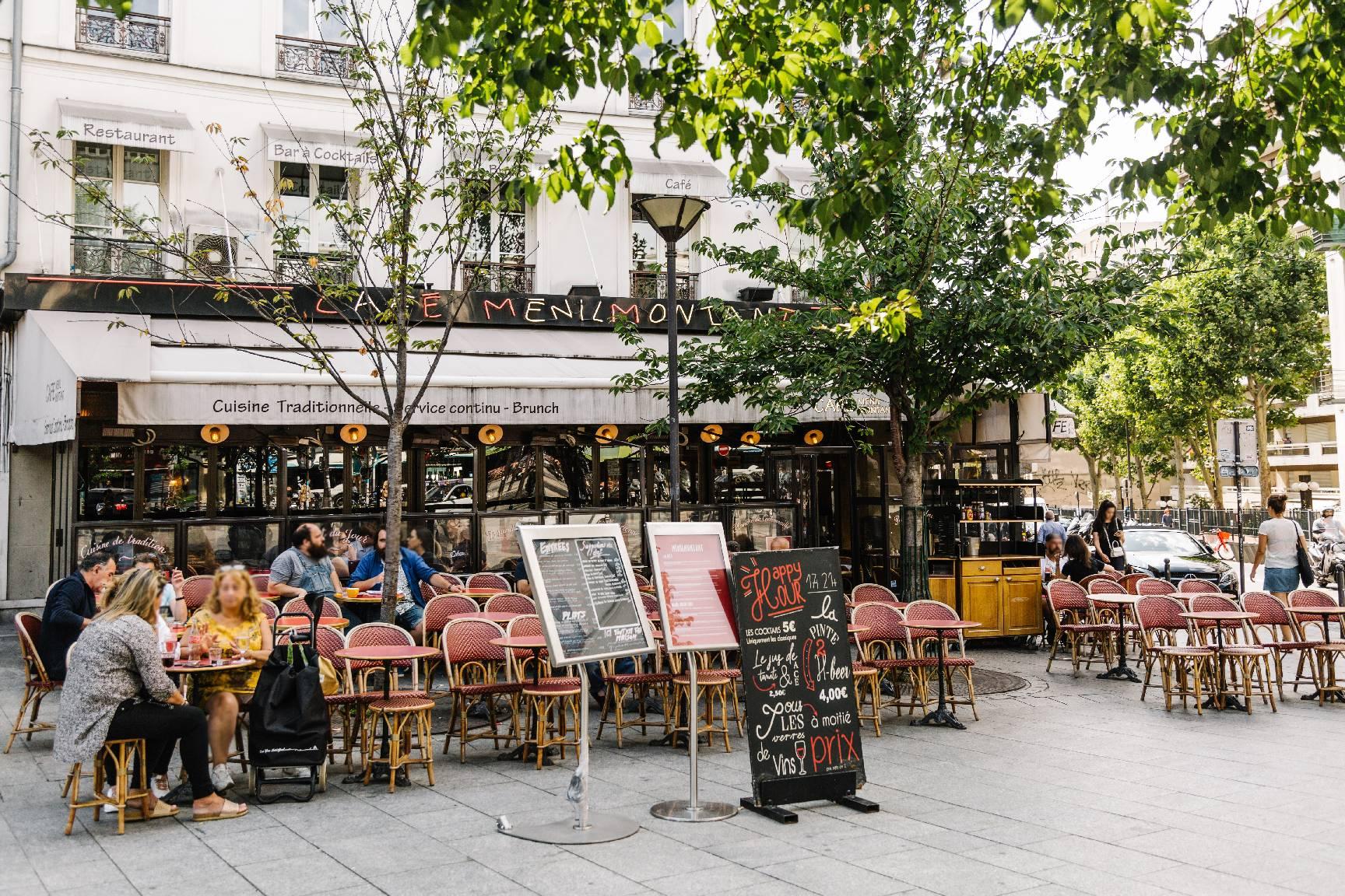 Café Ménilmontant I Site Officiel Réservez En Ligne