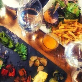 Boucheabouchesblog: Retour dans le 5ème arrondissement de Paris, pour un rendez-vous très… carnivore !